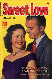 Cover Thumbnail for Sweet Love (Harvey, 1949 series) #4