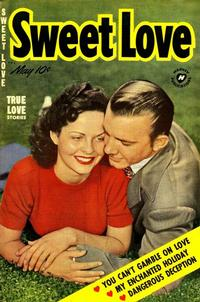 Cover Thumbnail for Sweet Love (Harvey, 1949 series) #5