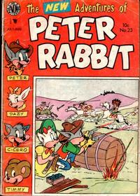 Cover Thumbnail for Peter Rabbit (Avon, 1950 series) #23