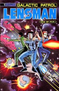 Cover Thumbnail for Lensman: Galactic Patrol (Malibu, 1990 series) #1