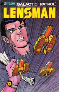 Cover Thumbnail for Lensman: Galactic Patrol (Malibu, 1990 series) #2