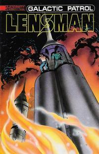 Cover Thumbnail for Lensman: Galactic Patrol (Malibu, 1990 series) #3