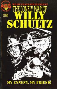 Cover Thumbnail for The Lonely War of Willy Schultz (Avalon Communications, 1999 series) #2