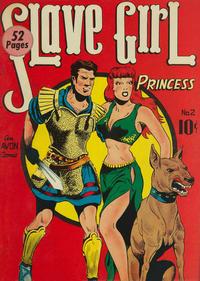 Cover Thumbnail for Slave Girl Comics (Avon, 1949 series) #2