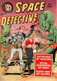 Cover Thumbnail for Space Detective (Avon, 1951 series) #2