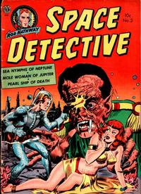 Cover Thumbnail for Space Detective (Avon, 1951 series) #3