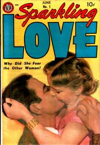 Cover Thumbnail for Sparkling Love (Avon, 1950 series) #1