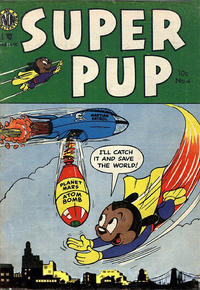 Cover Thumbnail for Super Pup (Avon, 1954 series) #4
