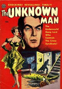 Cover Thumbnail for The Unknown Man (Avon, 1951 series) #[nn]