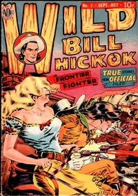 Cover Thumbnail for Wild Bill Hickok (Avon, 1949 series) #1