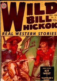 Cover Thumbnail for Wild Bill Hickok (Avon, 1949 series) #2