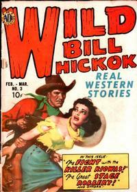 Cover Thumbnail for Wild Bill Hickok (Avon, 1949 series) #3