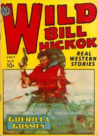 Cover Thumbnail for Wild Bill Hickok (Avon, 1949 series) #4