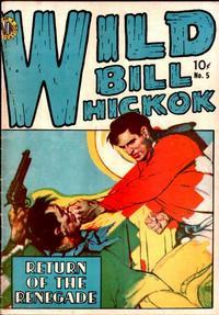 Cover Thumbnail for Wild Bill Hickok (Avon, 1949 series) #5