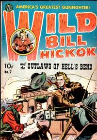 Cover Thumbnail for Wild Bill Hickok (Avon, 1949 series) #7
