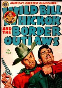 Cover Thumbnail for Wild Bill Hickok (Avon, 1949 series) #8