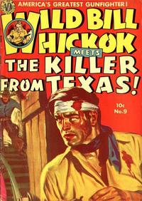 Cover Thumbnail for Wild Bill Hickok (Avon, 1949 series) #9