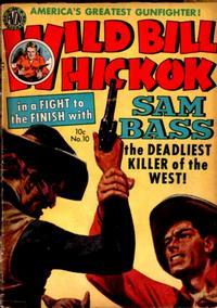 Cover Thumbnail for Wild Bill Hickok (Avon, 1949 series) #10