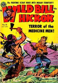 Cover Thumbnail for Wild Bill Hickok (Avon, 1949 series) #18