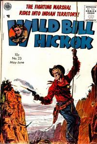 Cover Thumbnail for Wild Bill Hickok (Avon, 1949 series) #23