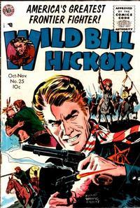 Cover Thumbnail for Wild Bill Hickok (Avon, 1949 series) #25