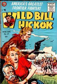 Cover Thumbnail for Wild Bill Hickok (Avon, 1949 series) #27
