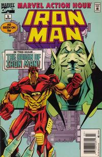 Cover Thumbnail for Marvel Action Hour, Featuring Iron Man (Marvel, 1994 series) #5