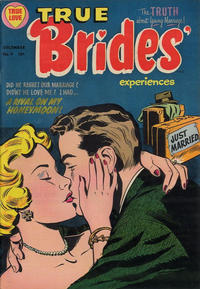 Cover Thumbnail for True Brides' Experiences (Harvey, 1954 series) #9