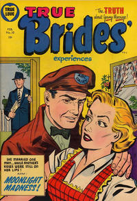 Cover Thumbnail for True Brides' Experiences (Harvey, 1954 series) #10