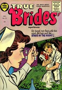 Cover Thumbnail for True Brides' Experiences (Harvey, 1954 series) #15