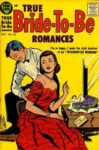 Cover Thumbnail for True Bride-to-Be Romances (Harvey, 1956 series) #26