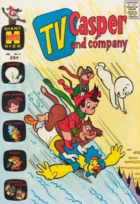 Cover Thumbnail for TV Casper & Company (Harvey, 1963 series) #3