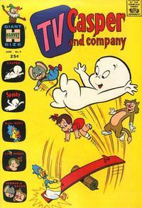 Cover Thumbnail for TV Casper & Company (Harvey, 1963 series) #8