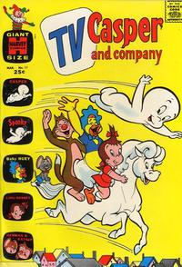 Cover Thumbnail for TV Casper & Company (Harvey, 1963 series) #11