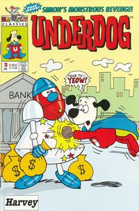Cover Thumbnail for Underdog (Harvey, 1993 series) #2