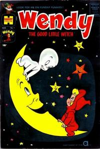 Cover Thumbnail for Wendy, the Good Little Witch (Harvey, 1960 series) #1