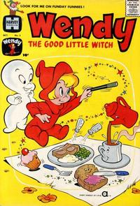 Cover Thumbnail for Wendy, the Good Little Witch (Harvey, 1960 series) #2