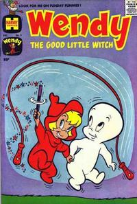 Cover Thumbnail for Wendy, the Good Little Witch (Harvey, 1960 series) #3