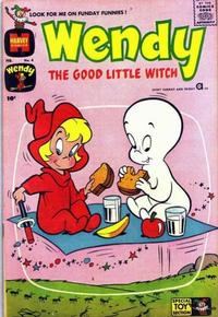 Cover Thumbnail for Wendy, the Good Little Witch (Harvey, 1960 series) #4