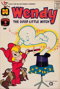 Cover Thumbnail for Wendy, the Good Little Witch (Harvey, 1960 series) #8