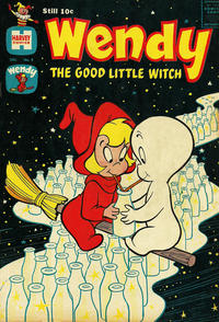 Cover Thumbnail for Wendy, the Good Little Witch (Harvey, 1960 series) #9