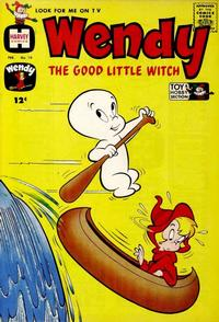 Cover Thumbnail for Wendy, the Good Little Witch (Harvey, 1960 series) #10