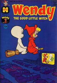 Cover Thumbnail for Wendy, the Good Little Witch (Harvey, 1960 series) #11