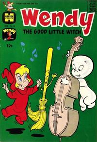 Cover Thumbnail for Wendy, the Good Little Witch (Harvey, 1960 series) #12