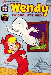 Cover Thumbnail for Wendy, the Good Little Witch (Harvey, 1960 series) #14