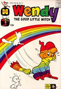 Cover Thumbnail for Wendy, the Good Little Witch (Harvey, 1960 series) #16