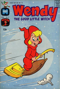 Cover Thumbnail for Wendy, the Good Little Witch (Harvey, 1960 series) #17