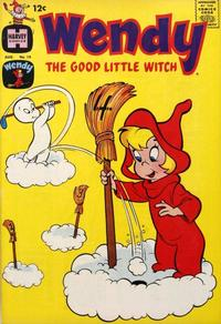 Cover Thumbnail for Wendy, the Good Little Witch (Harvey, 1960 series) #19