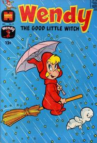 Cover Thumbnail for Wendy, the Good Little Witch (Harvey, 1960 series) #21
