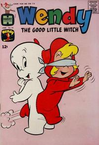 Cover Thumbnail for Wendy, the Good Little Witch (Harvey, 1960 series) #24